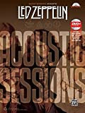 Best Alfred Publishing Guitarra Dvds - Led zeppelin: acoustic sessions (book/DVD) +DVD (Guitar Sessions) Review