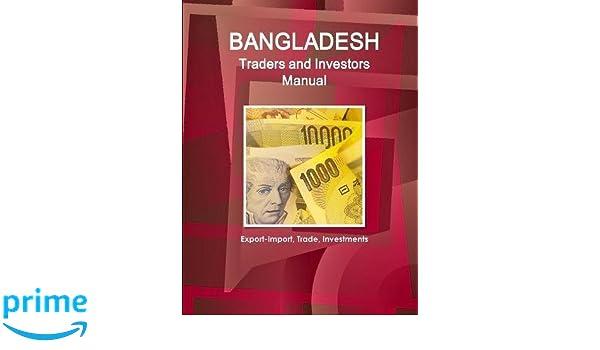 Buy Bangladesh Traders and Investors Manual - Export-Import