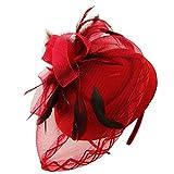 Derby Hat, English Tea Hat Retro Cherry ...