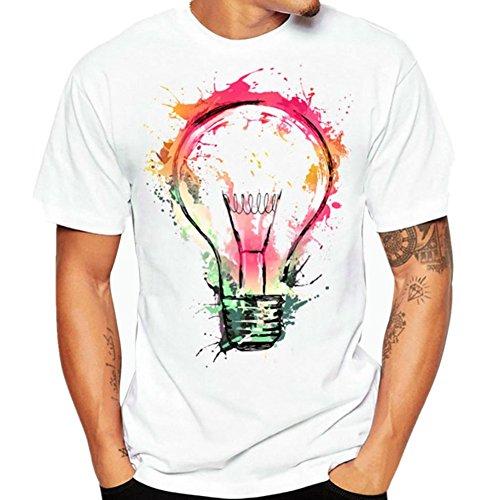 Camiseta de verano, RETUROM Hombres o muchacho...
