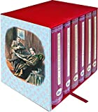 Sherlock Holmes 6-Book Boxed Set: Containing: The Adventures of Sherlock Holmes, The Casebook of Sherlock Holmes, The Hound of the Baskervilles & The ... & The Sign of the Four (Collector's Library)
