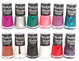 Makeup Mania Exclusive Nail Polish Set o...