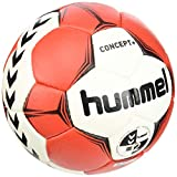 Hummel Erwachsene Concept Plus Handball, White/Red/Black, 3