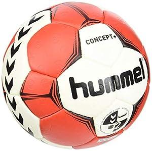 hummel Erwachsene Concept Plus Handball White/Red/Black, 3