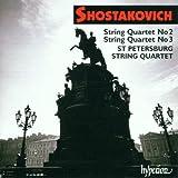 Shostakovich: String Quartets Nos. 2 & 3