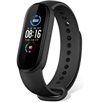 "Xiaomi Mi Band 5 Activity Tracker Smartwatch Donna/Uomo[Versione 2021] Fitness Bracelet Smart Watch 1.1""Schermo AMOLED a…"