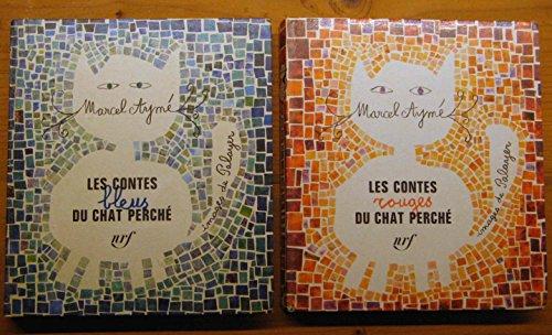 Lot Les Contes Rouges Bleus Du Chat Perché De Marcel Aymé Parus Chez Nrf En 1971