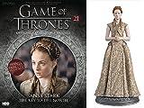 HBO - Figura de Resina Juego de Tronos. Game of Thrones Collection Nº 21 Sansa Stark