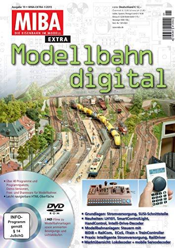 Modellbahn digital 19 mit DVD - MIBA Extra 1-2019