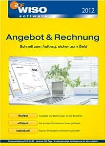 WISO Angebot & Rechnung 2012 [Download]