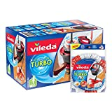 Vileda Easy Wring and Clean Turbo Set straccio in microfibra...