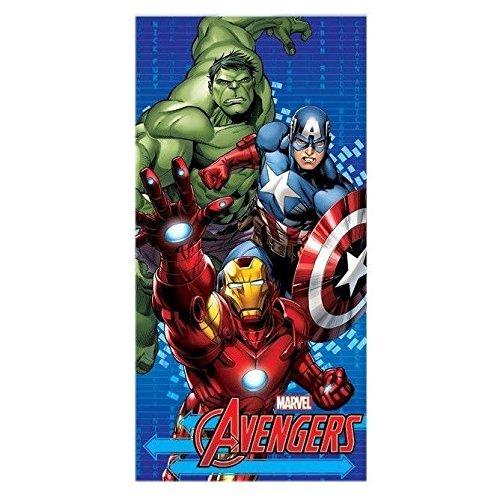 Telo mare Avengers Avengers microfibra