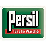 Nostalgic Art 26188Persil for all Washes Metal Sign 15x 20cm [German Language]