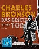 Das Gesetz ist der Tod (Mediabook + DVD) (Cover B) [Blu-ray]