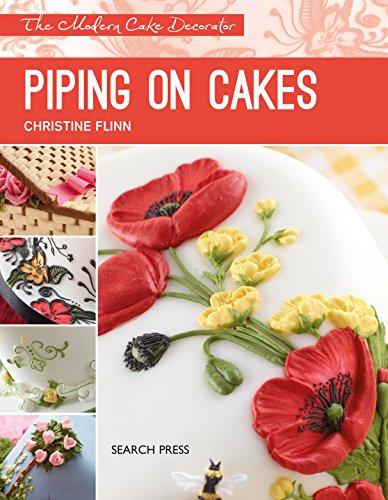 Piping on Cakes (Modern Cake Decorator) (English Edition) Fruit Decorator