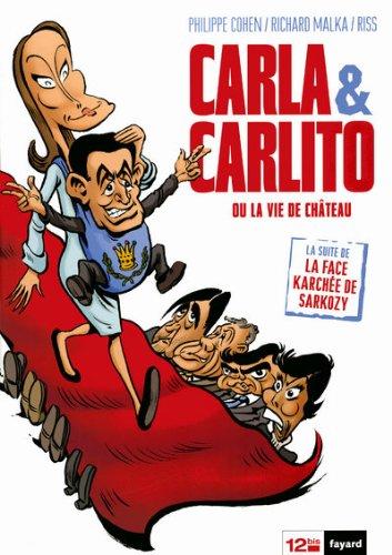 LA FACE KARCHEE DE SARKOZY T03