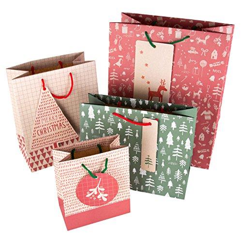 hallmarkbolsa-de-regalo-de-navidad4-unidades