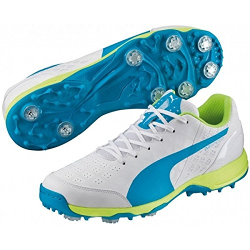 Puma Evospeed 1.4 Spike Cricket Shoes Test