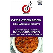 Lipsmacking Chutneys: OPOS Cookbook