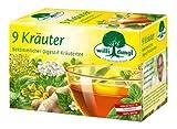 Willi Dungl 9 Kräuter Kräutertee 20 Beutel