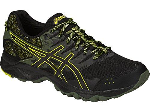 Preisvergleich Produktbild ASICS Men's Gel-Sonoma 3 Black / Sulphur Spring / Black 12.5 D US