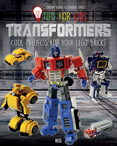Preisvergleich Produktbild Tips for kids: Transformers: Cool projects for your LEGO® bricks