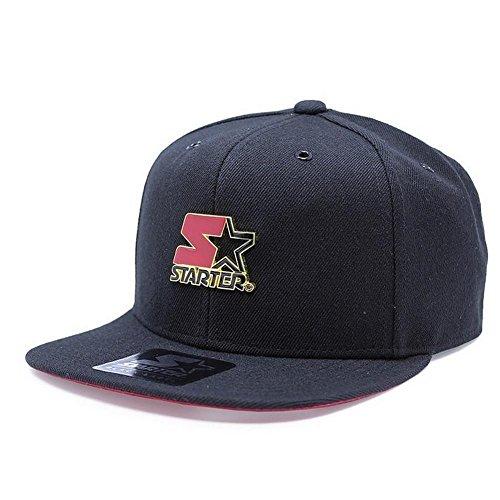 gorra-starter-eur02-negro-rojo-talla-osfa-talla-unica-para-todos-sexos