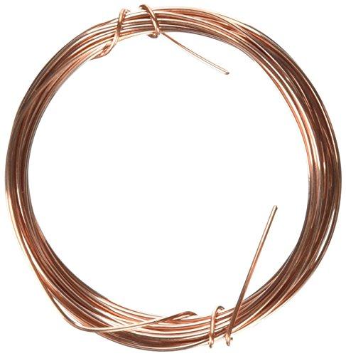 KnorrPrandell 6462103 Draht, 1.0 mm Durchmesser - 4 m/Ro, kupfer