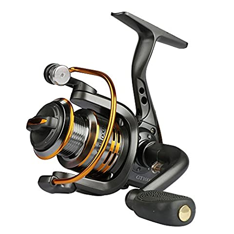 Goture Spinning Carp Fishing Reel Metal Spool 6BB For Freshwater Saltwater 500 1000 2000 3000 4000 5000 6000