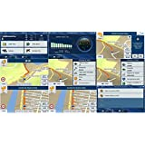 Quanmin Newest IGO 8 Primo Android Gps Map 8G SD/TF Card UK DE FR ES IT All EU AU For Android System Navigation Map Updates GPS Software