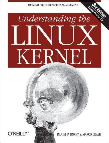 Understanding the Linux Kernel by Daniel Plerre Bovet (2005-11-01) par Daniel Plerre Bovet; Marco Cesati;