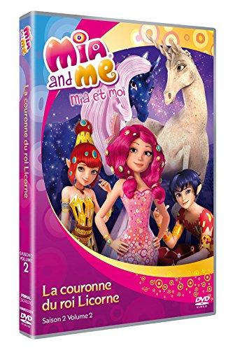 Mia & moi : la couronne du roi licorne, saison 2, vol.2