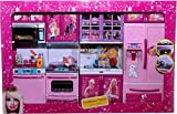 Best Barbie Kitchen Playsets - Techhark Little Chef Kids Kitchen Play Set Review