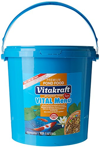 VITAKRAFT POND Vital Menü 10 l (Vitakraft Fischfutter)