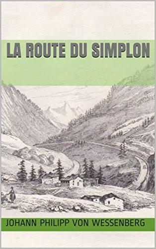 Descargar Libro La route du Simplon de Johann Philipp von Wessenberg