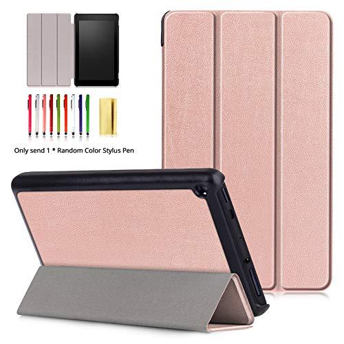 iPad Air 2Hülle, littlemax (TM) [High Impact] Hybrid Hard Schutzhülle [3in 1] Gel Combo Schutzhülle für iPad Air 2/iPad 6(24,6cm) [Gratis Reinigungstuch, Stylus Pen] -, 1 Don't Touch Rose (Box Ipad äußeren Mädchen Für Case)