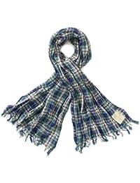 Scotch & Soda Herren Tuch 13040870013 Multicolour flanel scarf.