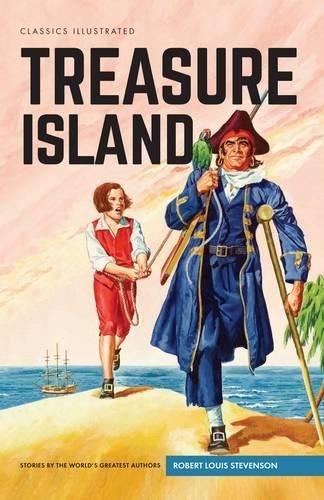 Treasure Island (Classics Illustrated) por Robert Louis Stevenson