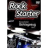 Rockstarter, Vol.1 - Schlagzeug - Die brandneue Lehr-DVD-Serie für Einsteiger!