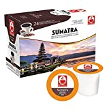 48 Keurig Compatible Pods Sumatra by Caffè Tiziano Bonini