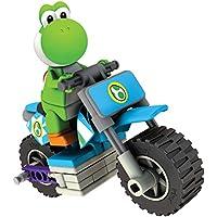KNex Figura de juguete Yoshi Mario Bros (T71934Y)