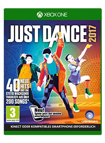 Just Dance 2017 - [AT-PEGI] [Importación Alemana]