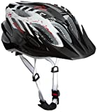 Alpina Kinder Radhelm FB 2.0, black-white-red, 51-55, A9678.1.14