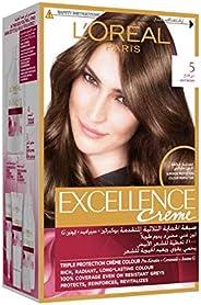 L'Oréal Excellence Crème 5, 192 ml