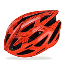 CODOMOXO® Adulto Ciclismo Casco specializzato per Uomo Donna Safty  Protezione con Eco-Friendly Regolabile ec0830722f09