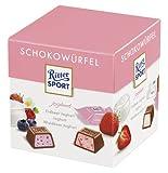 Ritter Sport Schoko-Würfel-Box Joghurt , 4er Pack (4 x 176 g)