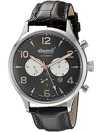 Ingersoll Herren-Armbanduhr IN1309BK Analog Automatik IN1309BK