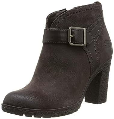 Timberland Ek Glancy Ankle, Boots femme - Marron (Dark Brown), 39 EU (6 UK) (8 US)