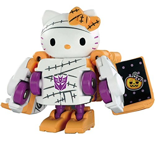Hello Kitty Q Transformers Hello Kitty Halloween Edition 2015 Action-Figur