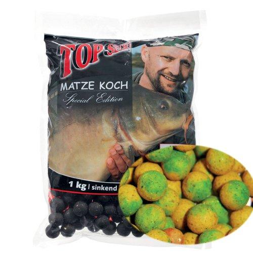 Matze Koch Special Edition Boilies alle Sorten 16 und 20mm Top Secret Test